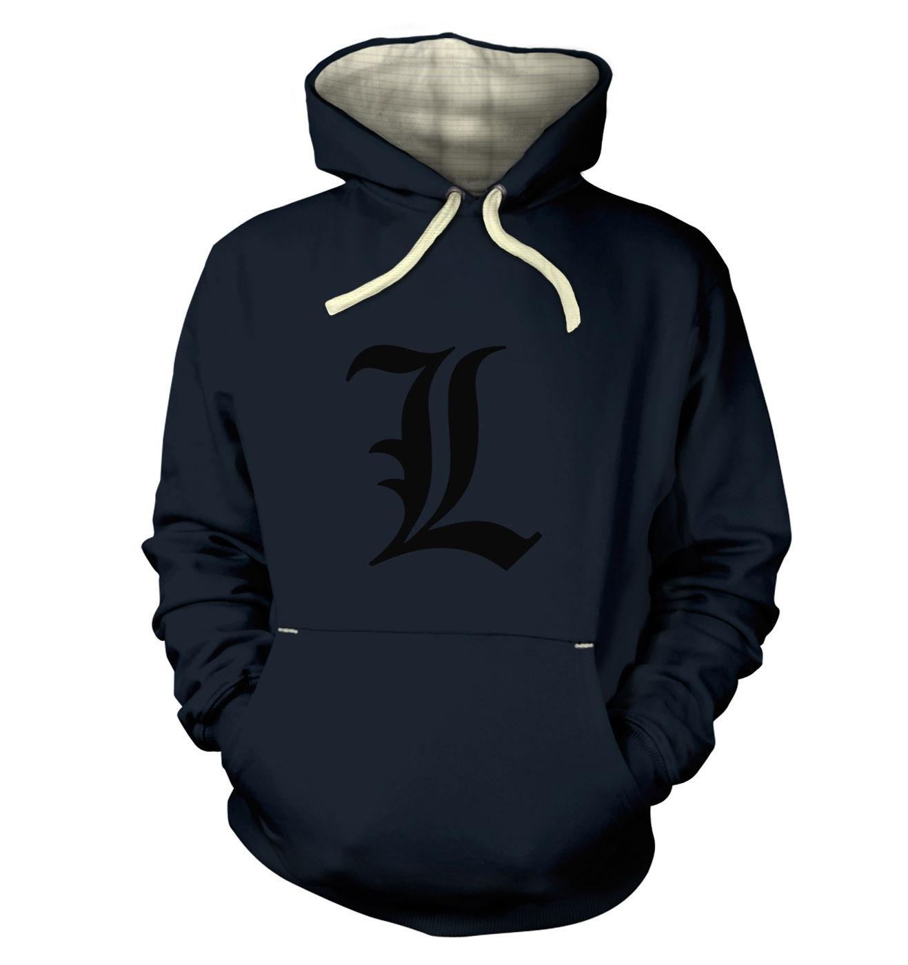 'L' premium hoodie