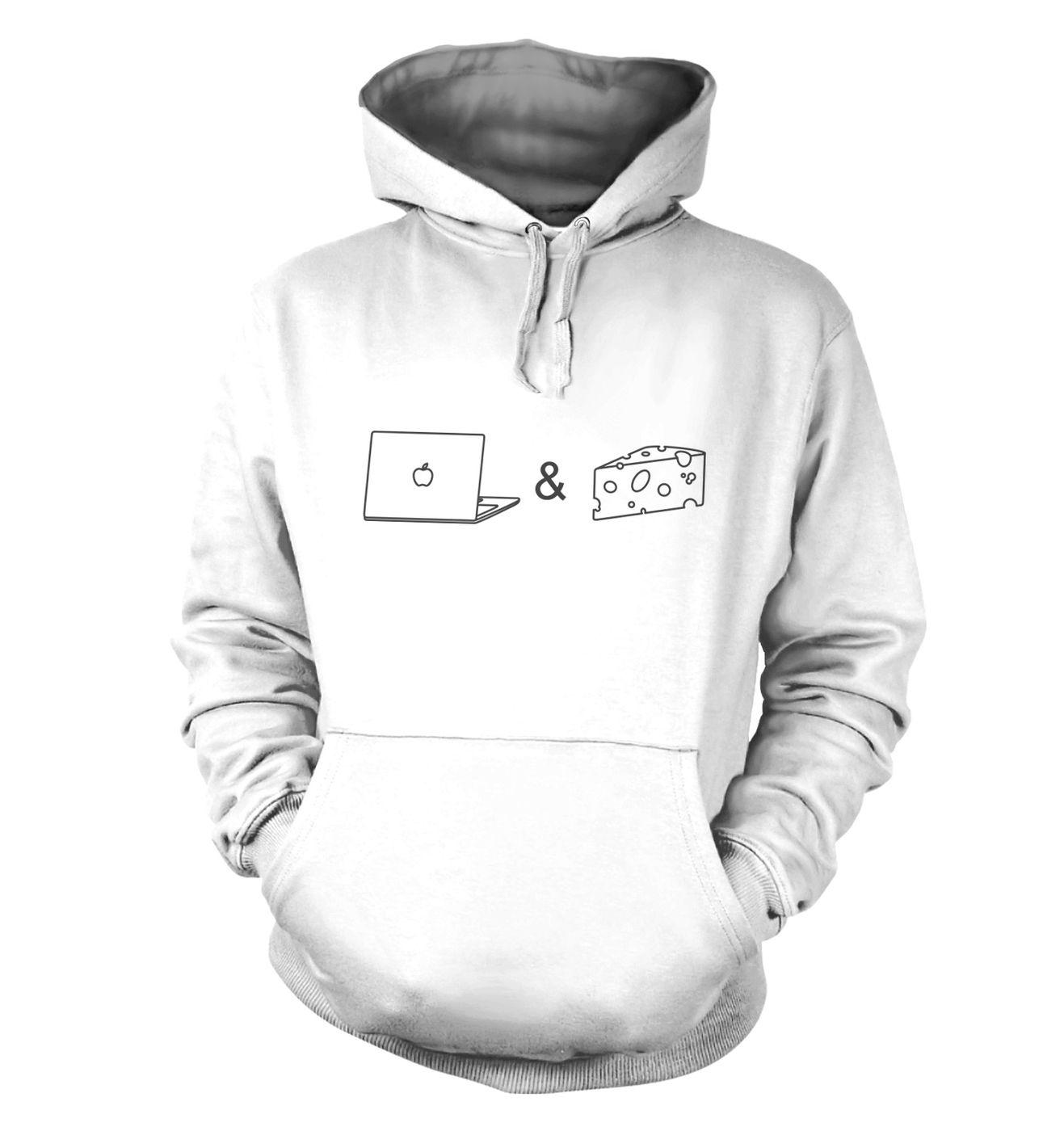 Mac n Cheese hoodie by Something Geeky
