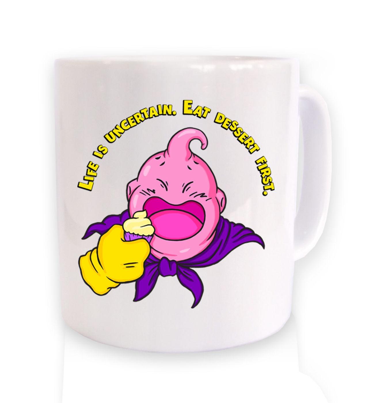 Majin's Muffins mug by Something Geeky