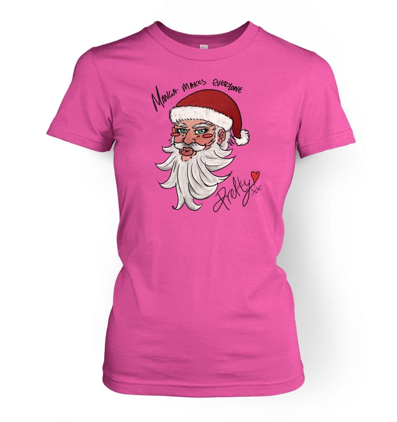 Manga Santa Women's T-Shirt