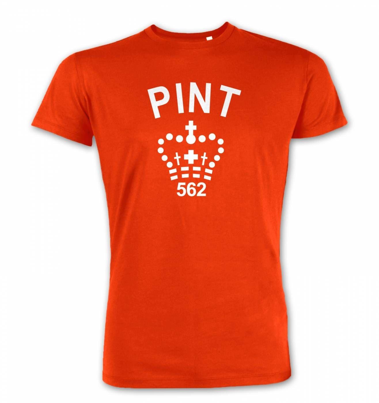 Men's Pint Tshirt