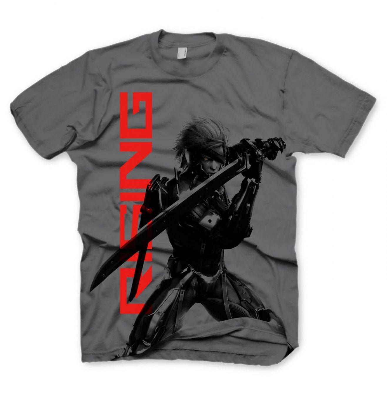 Metal Gear Rising Raiden t-shirt - OFFICIAL