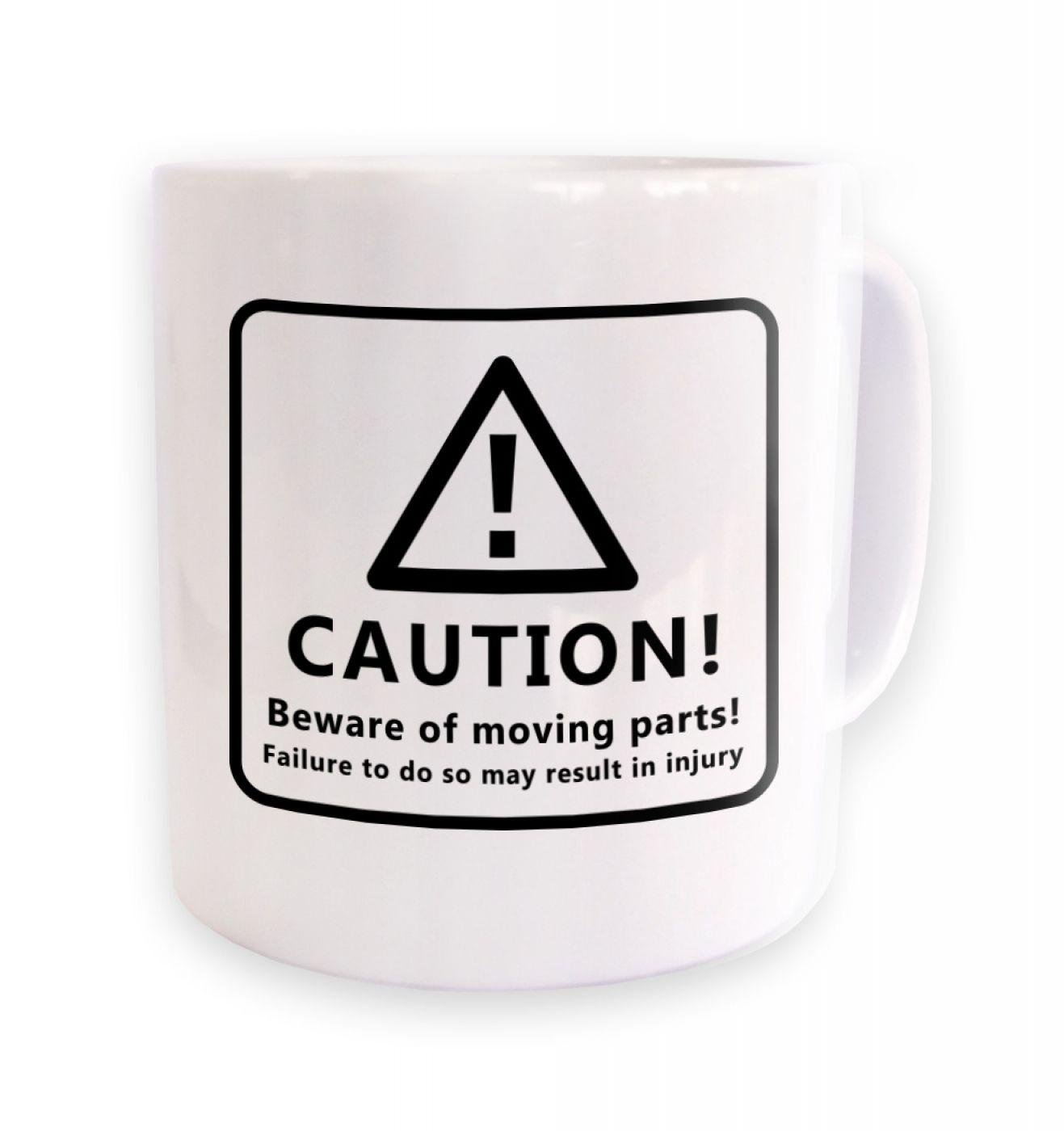 Moving Parts mug