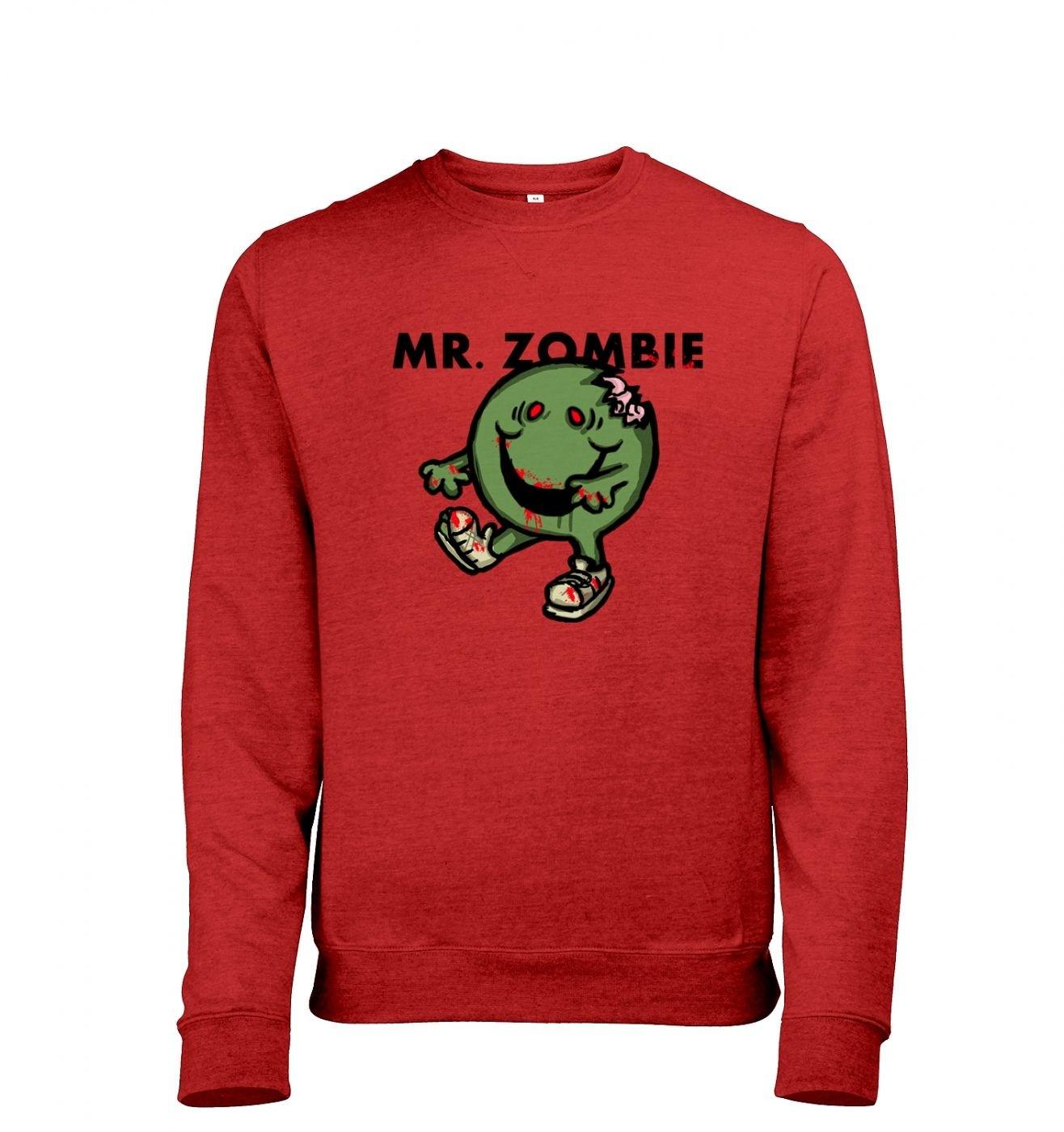 Mr.Zombie Men's Heather Sweatshirt