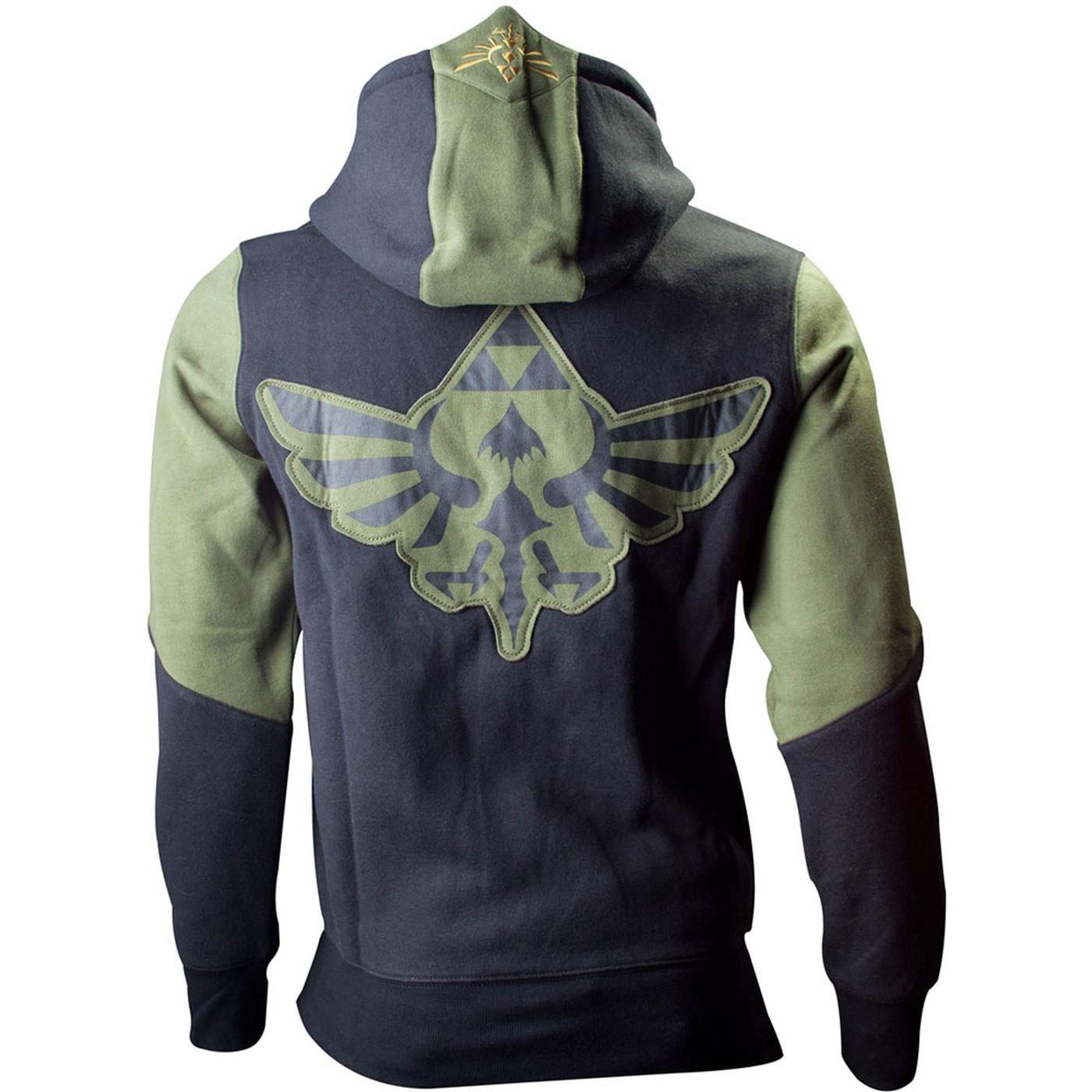 Nintendo Legend Of Zelda hoodie - Hyrulian Crest hoody