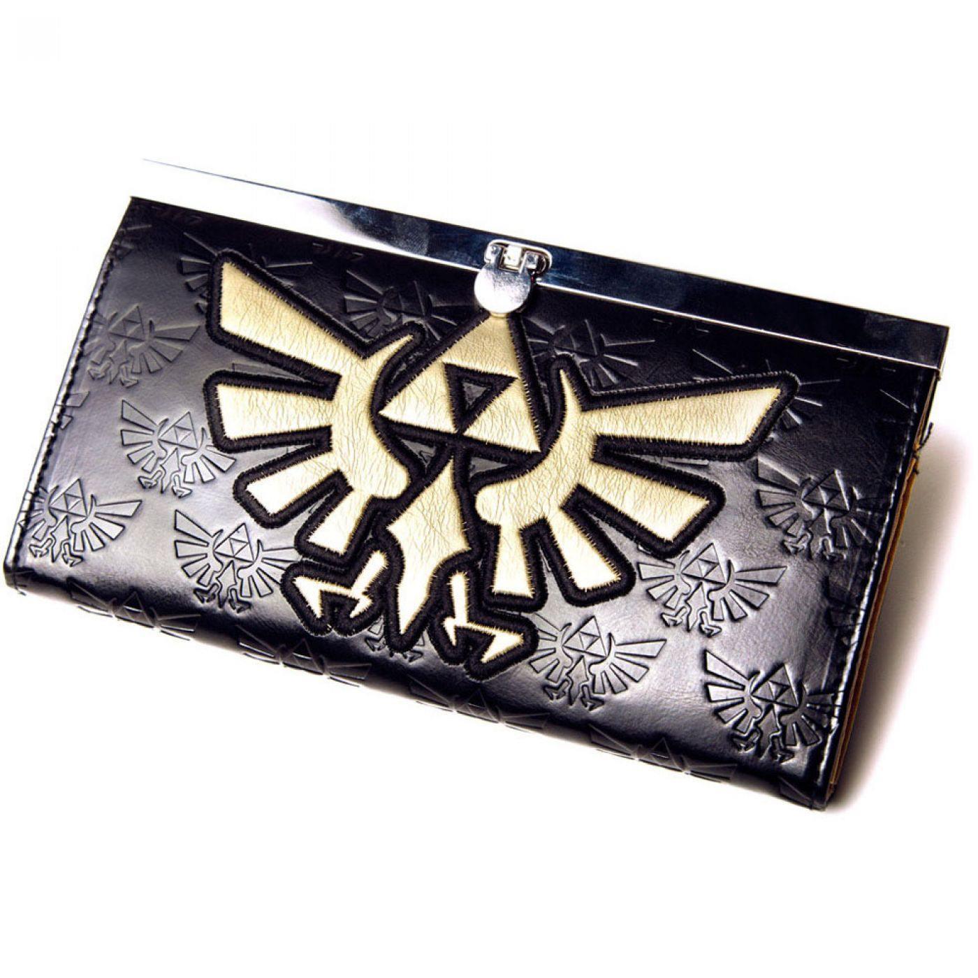 Nintendo Legend Of Zelda Hyrulian Crest girls' wallet