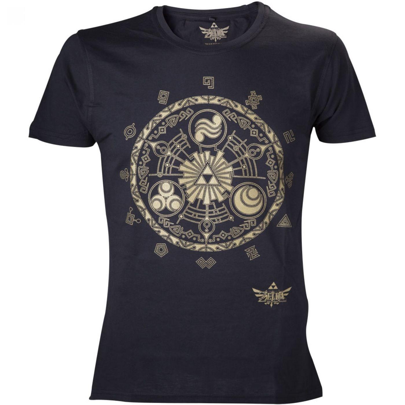 Nintendo Legend Of Zelda t-shirt - Classic Zelda tshirt