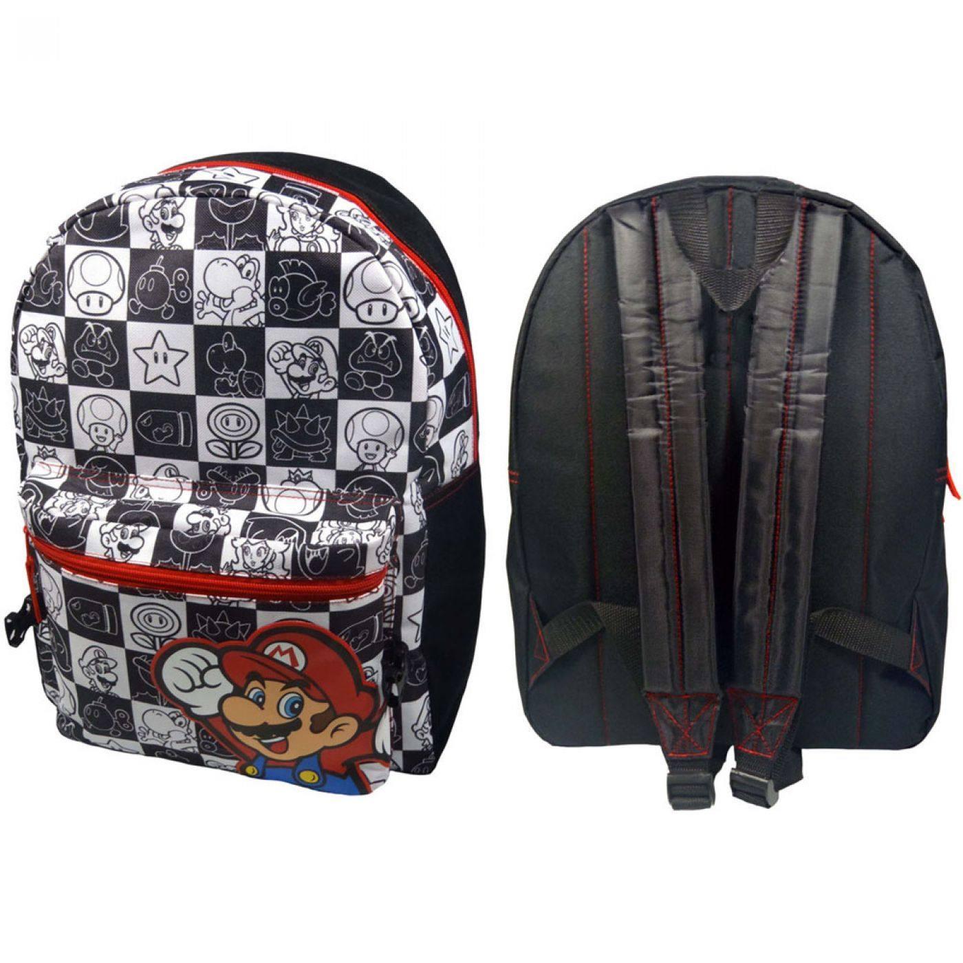 Nintendo Super Mario Bros backpack