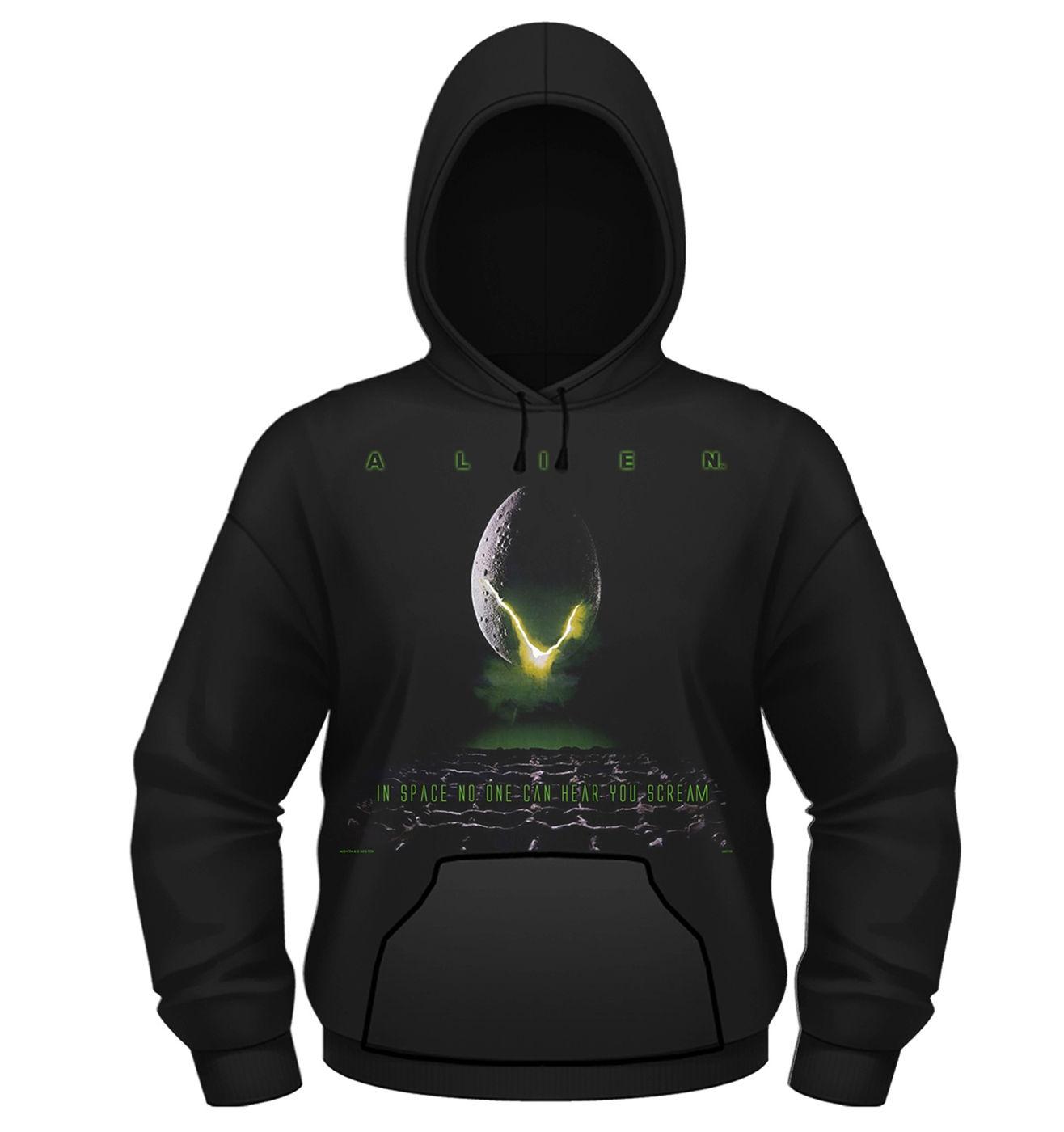 OFFICIAL Alien Egg hoodie