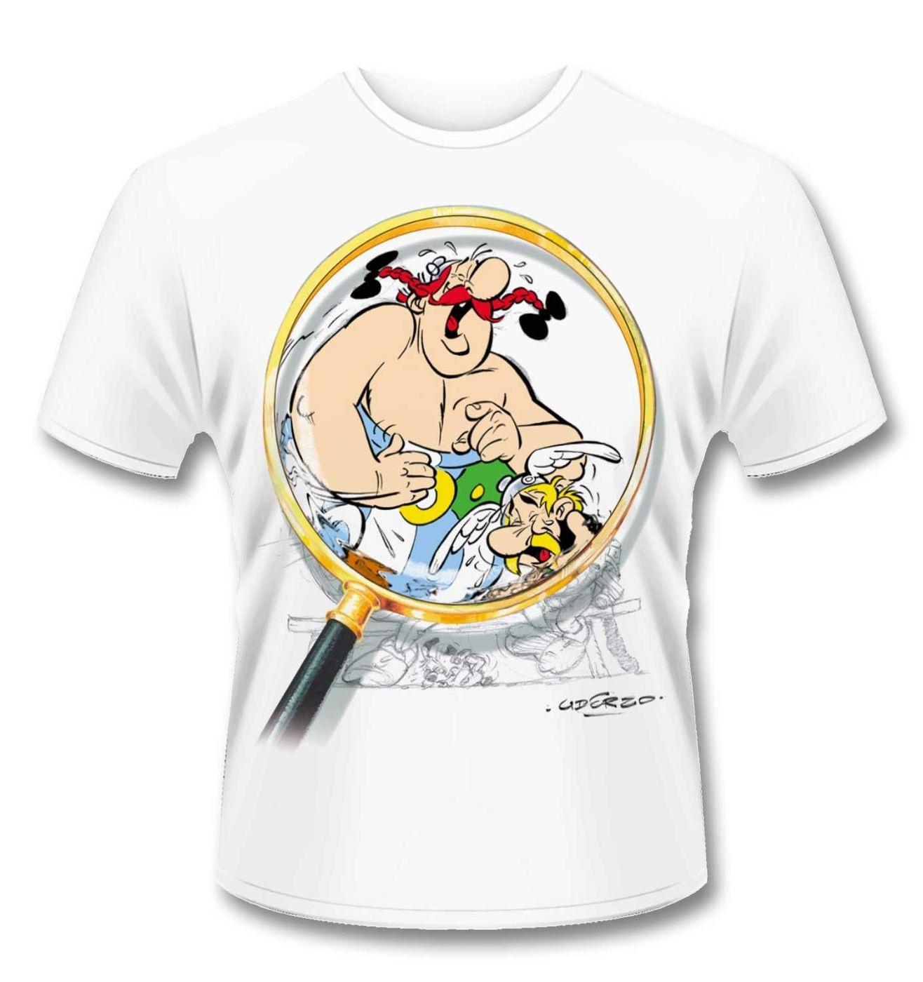 Official Asterix Magnifier t-shirt