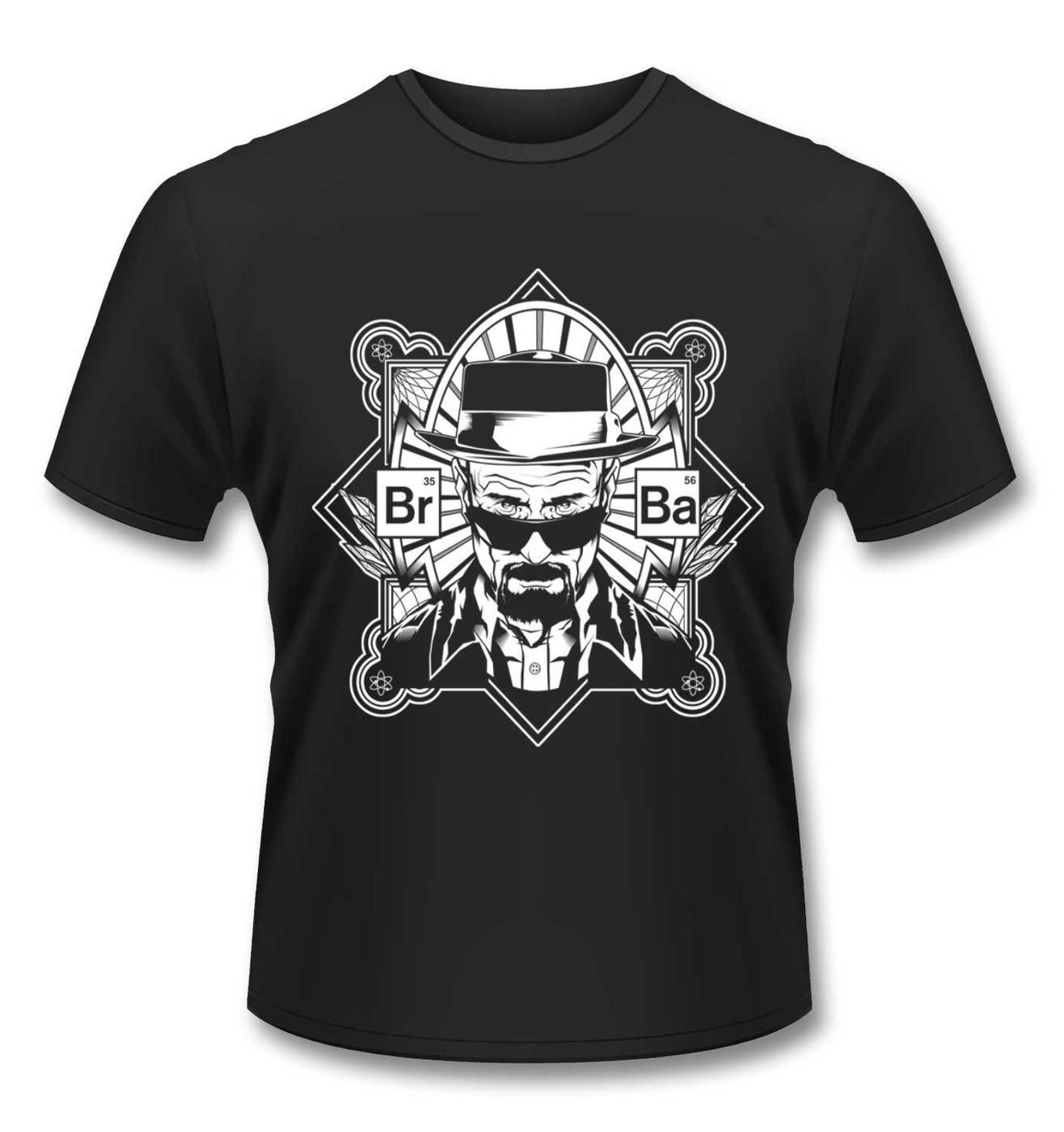 Official Breaking Bad Heisenberg Card t-shirt