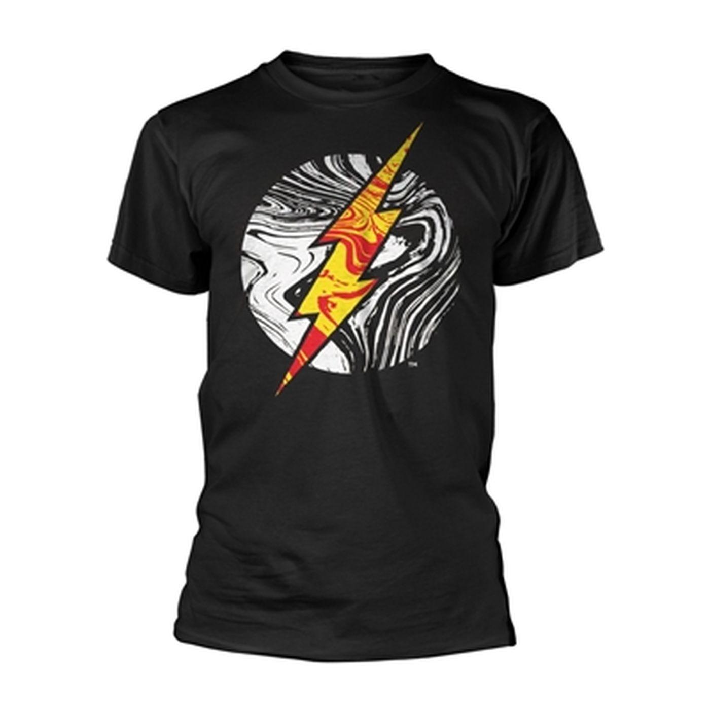 OFFICIAL DC Molten Flash Logo t-shirt