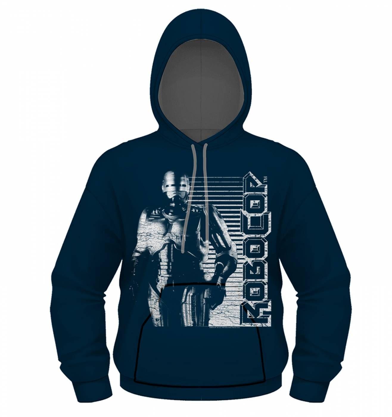 OFFICIAL Robocop Vintage hoodie