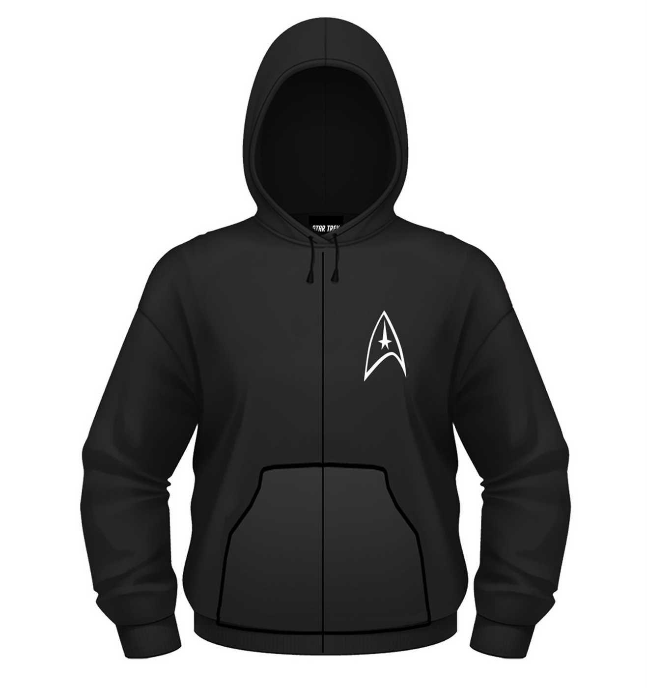 OFFICIAL Star Trek Badge zoodie