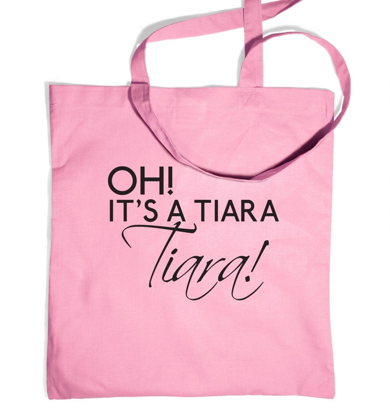 Oh! It's a tiara! TIARA! - Tote Bag
