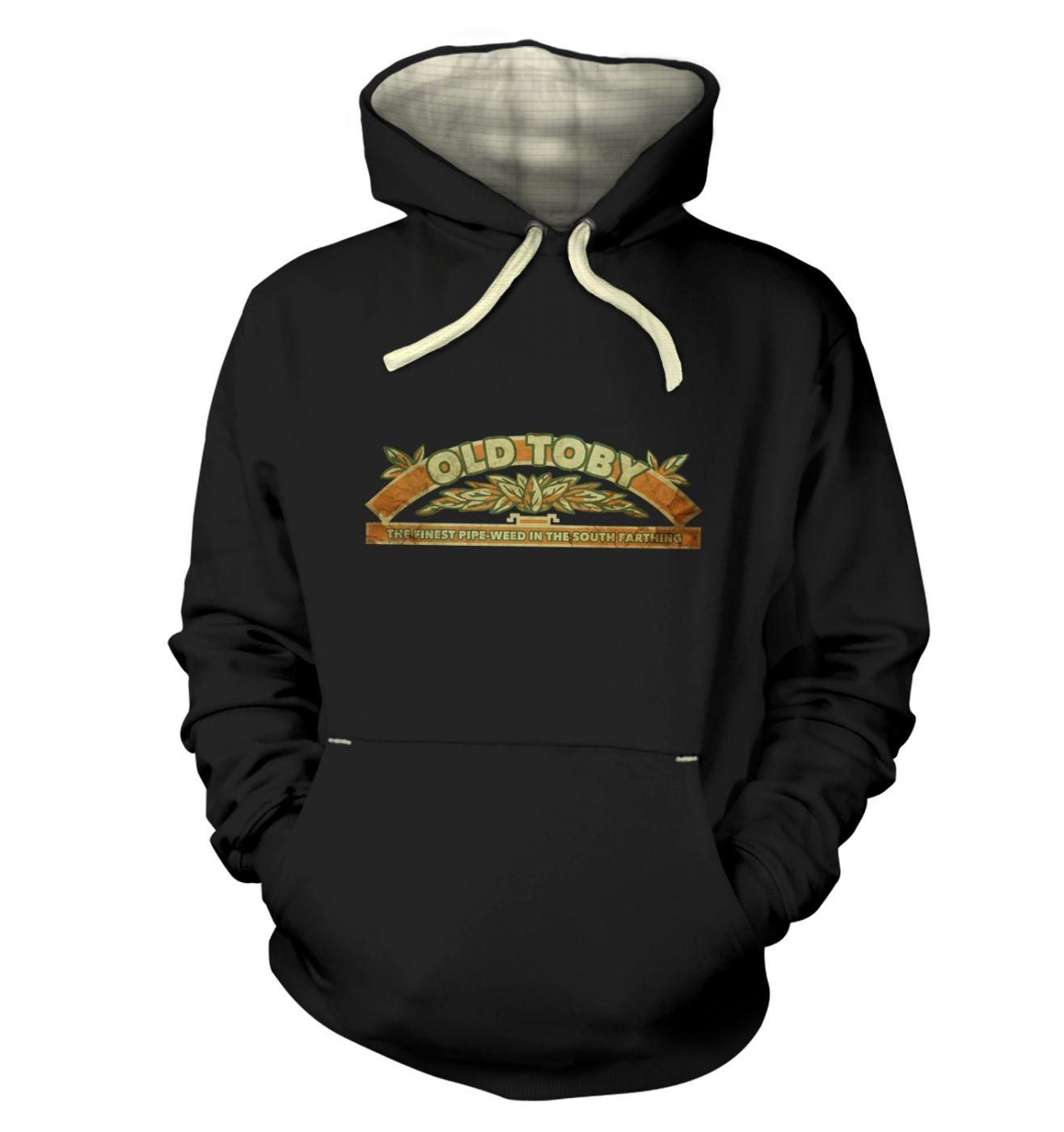Old Toby Pipe Weed hoodie (premium)