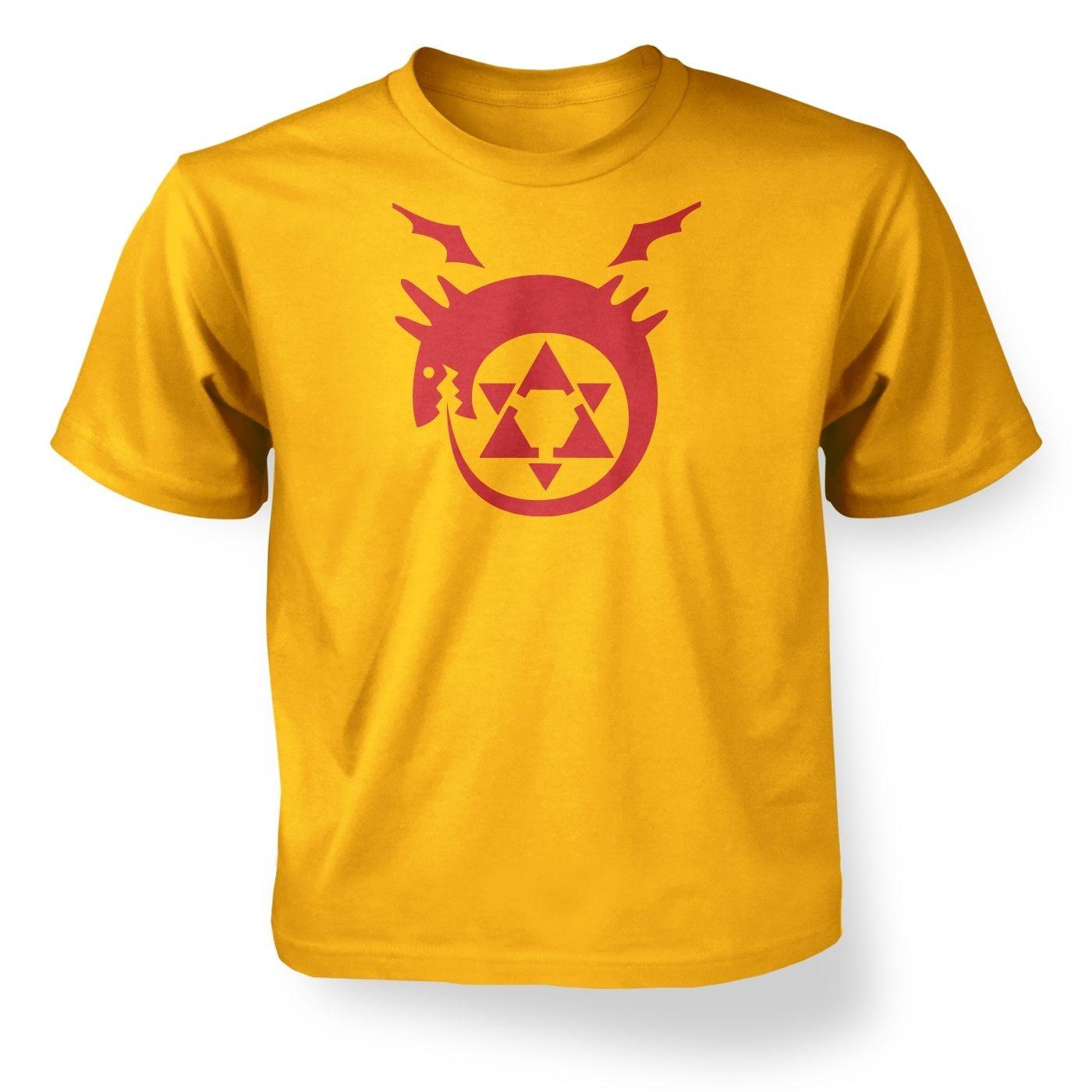 Ouroboros kids' t-shirt