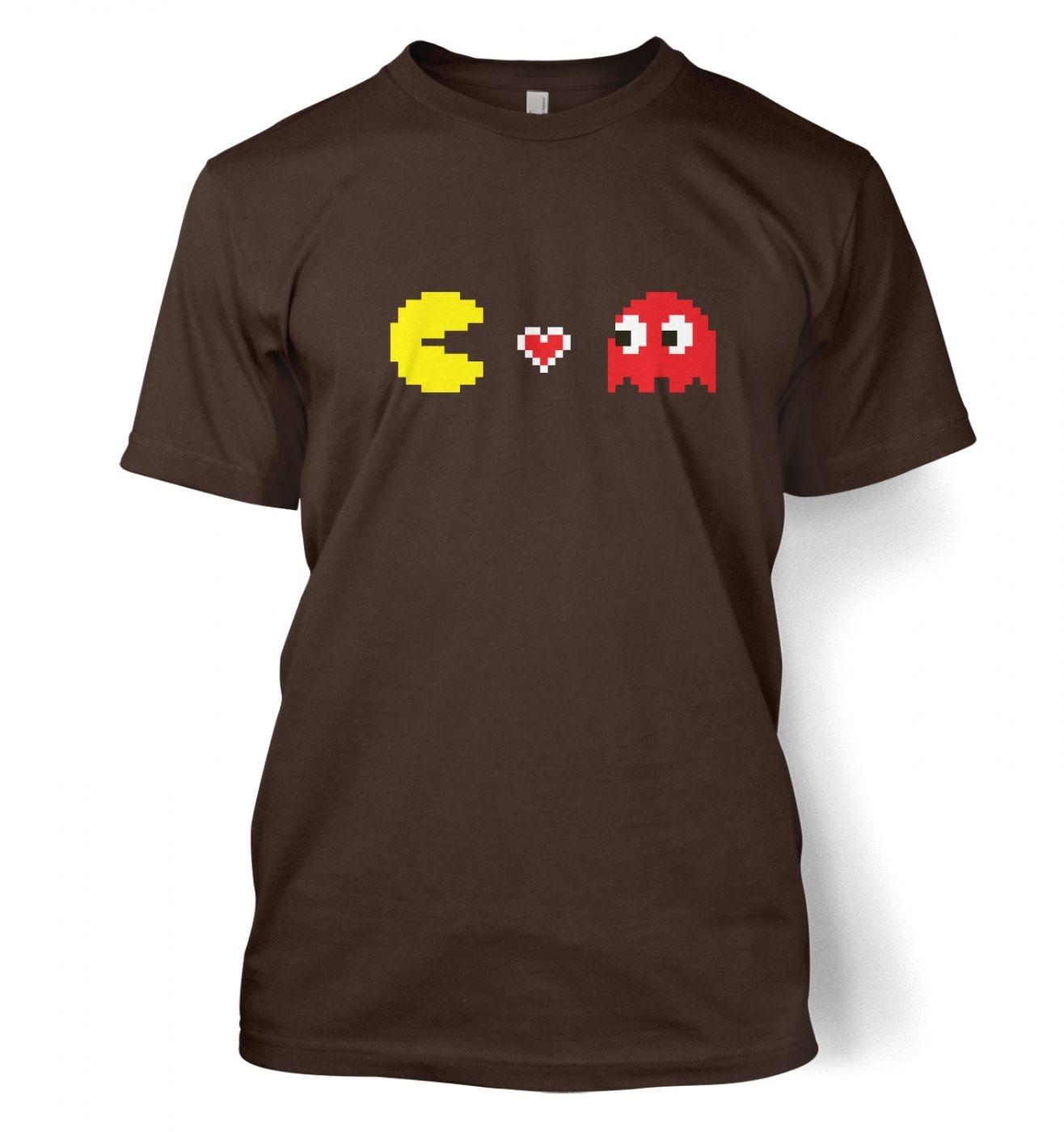 Squid Love Cheese men's t-shirt