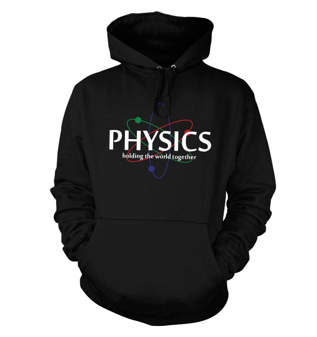 Physics hoodie - stylish science hoody