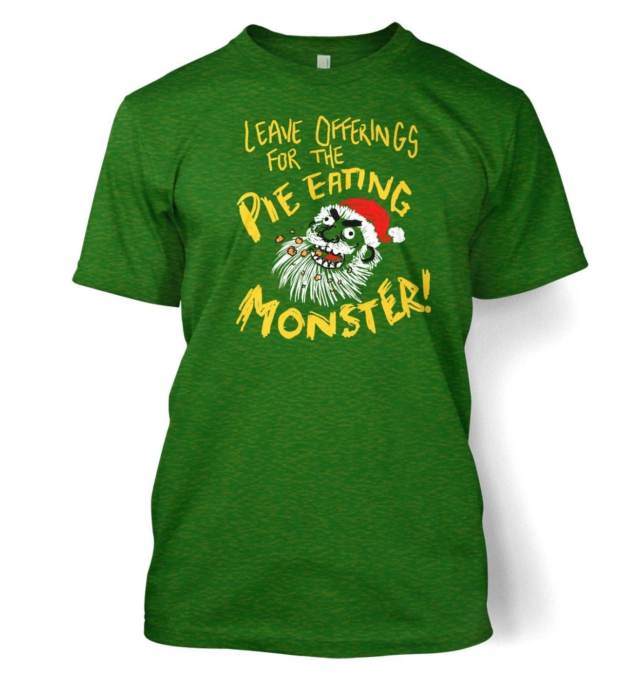 Pie Monster T-Shirt