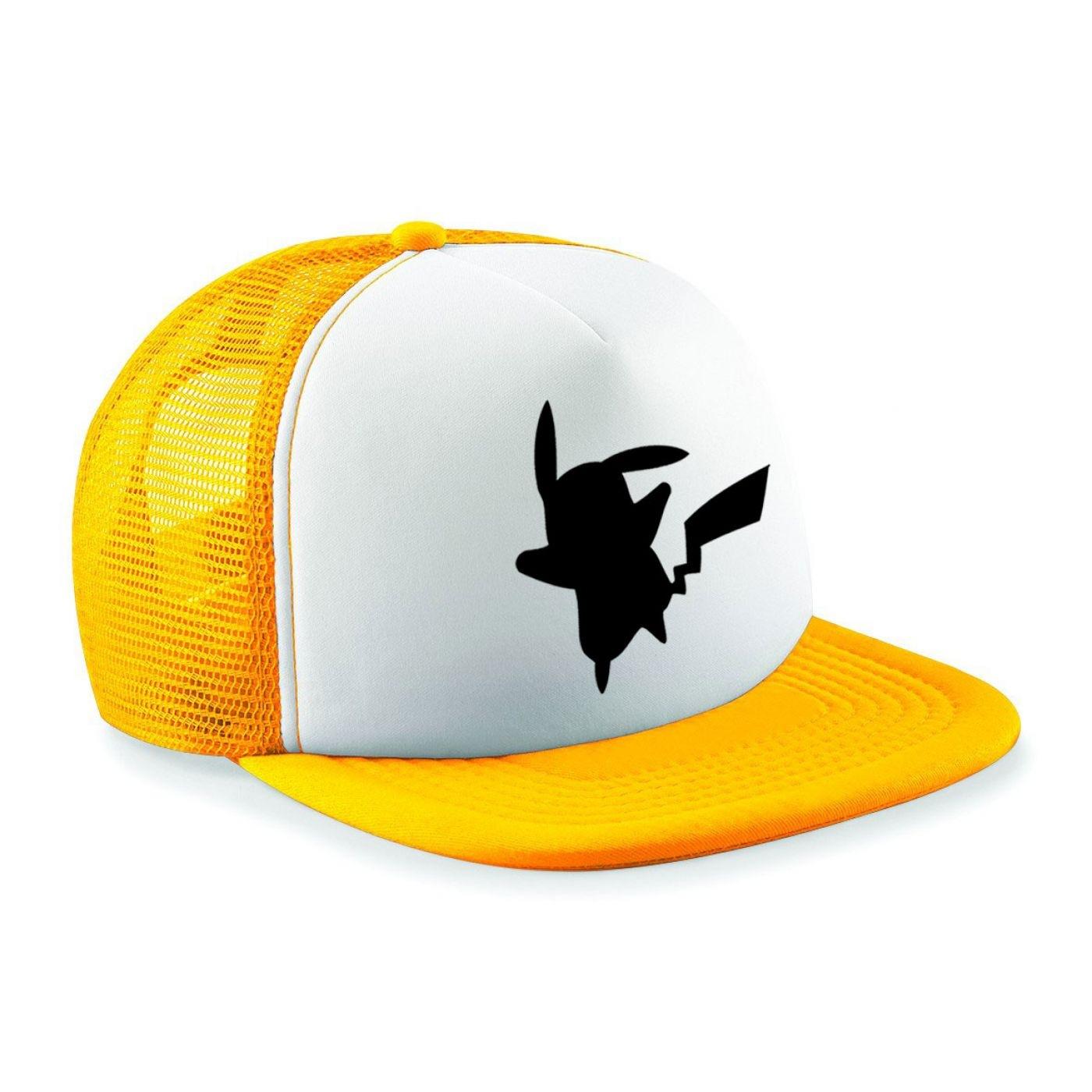 Pikachu Silhouette baseball cap