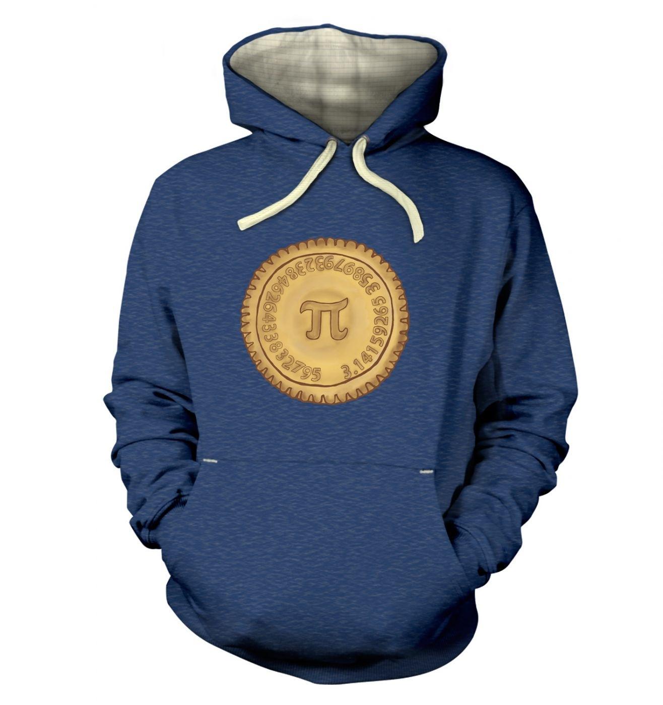Pi Pie hoodie (premium)