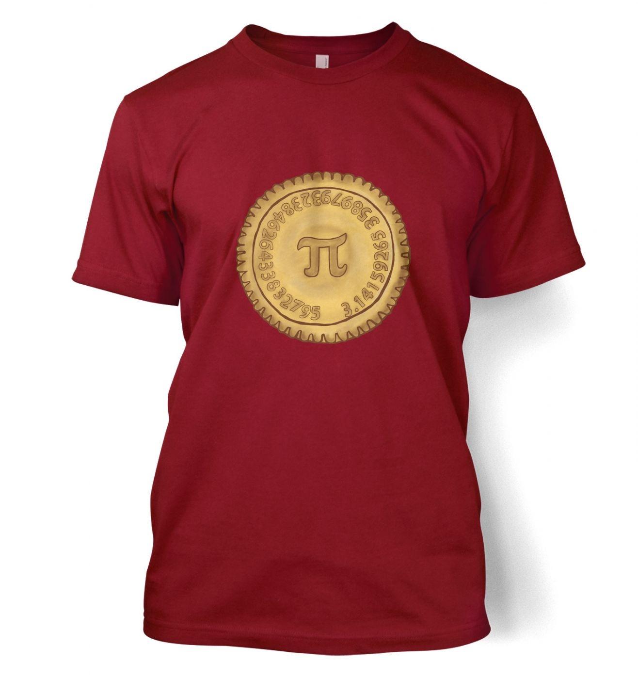 Pi Pie t-shirt