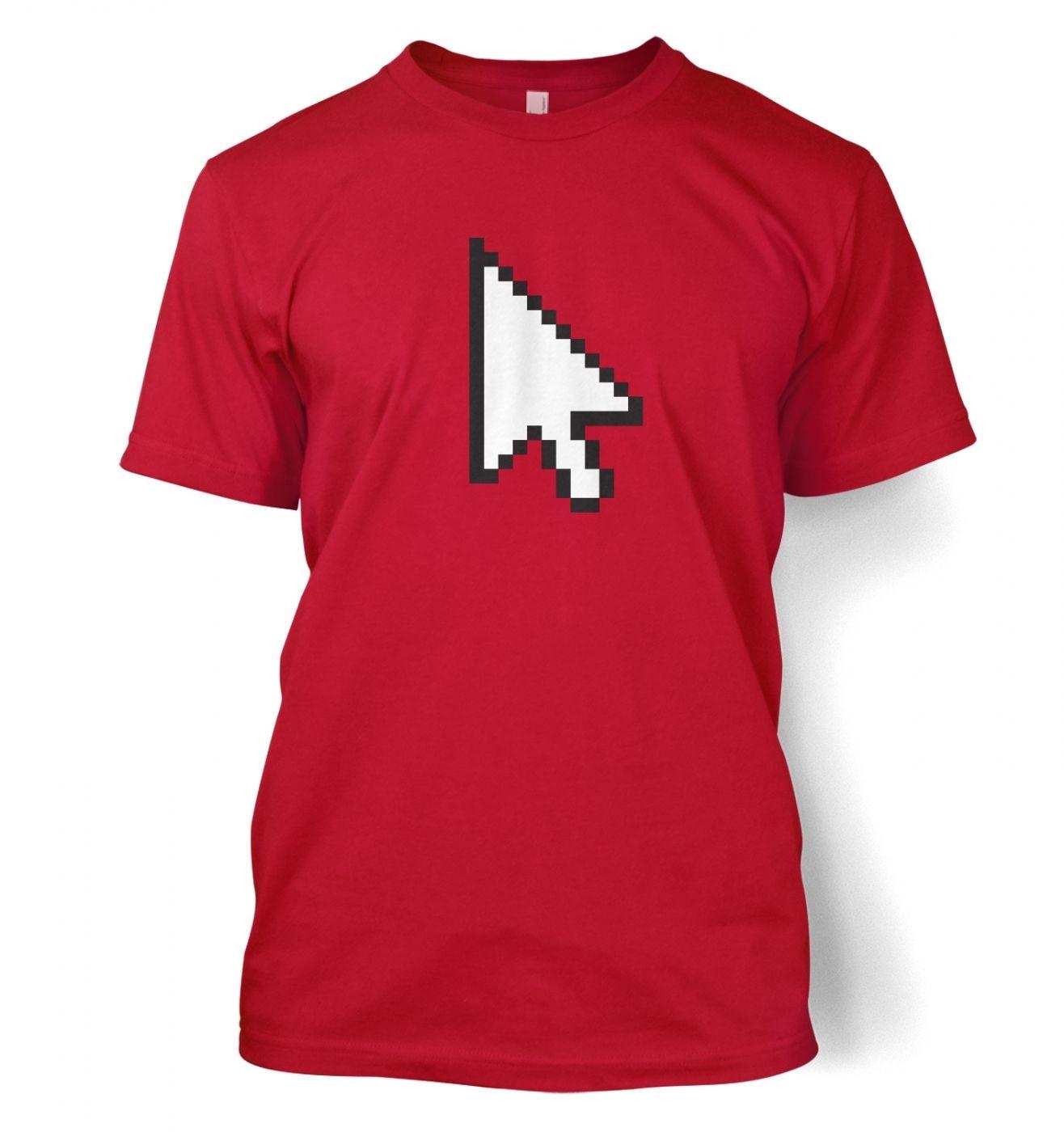 Pixelated Cursor t-shirt