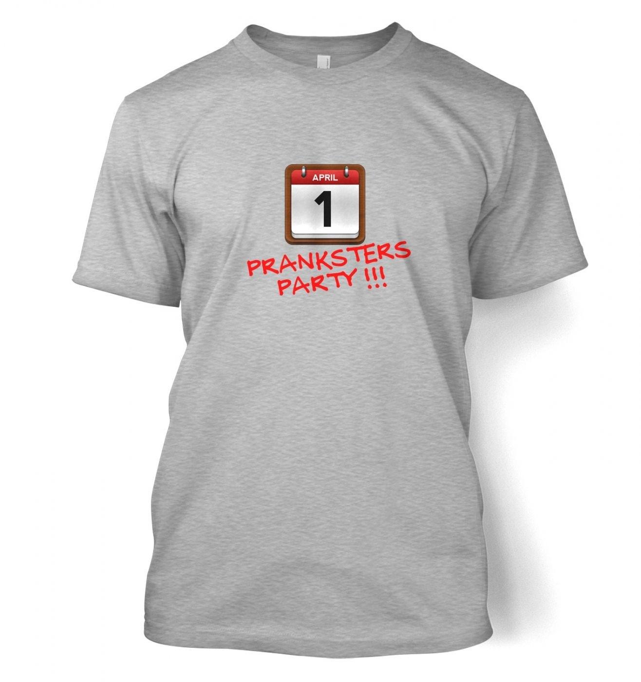 Prankster Party Men's T-Shirt