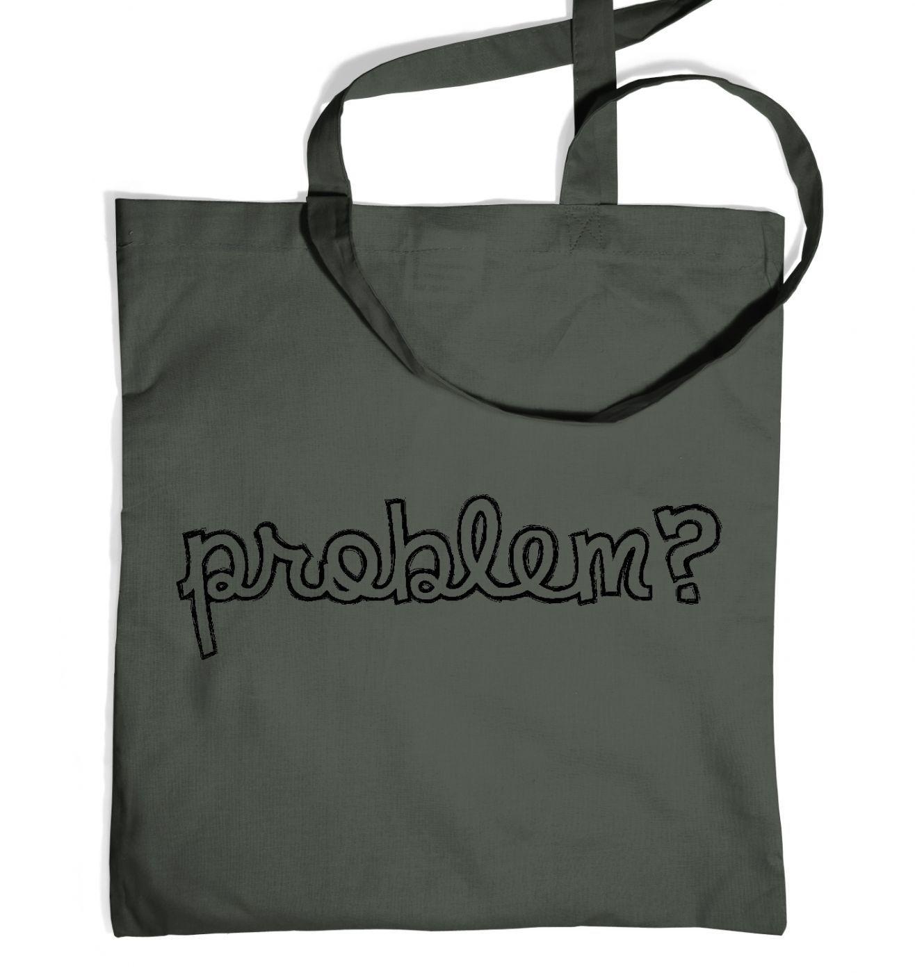 Problem? tote bag