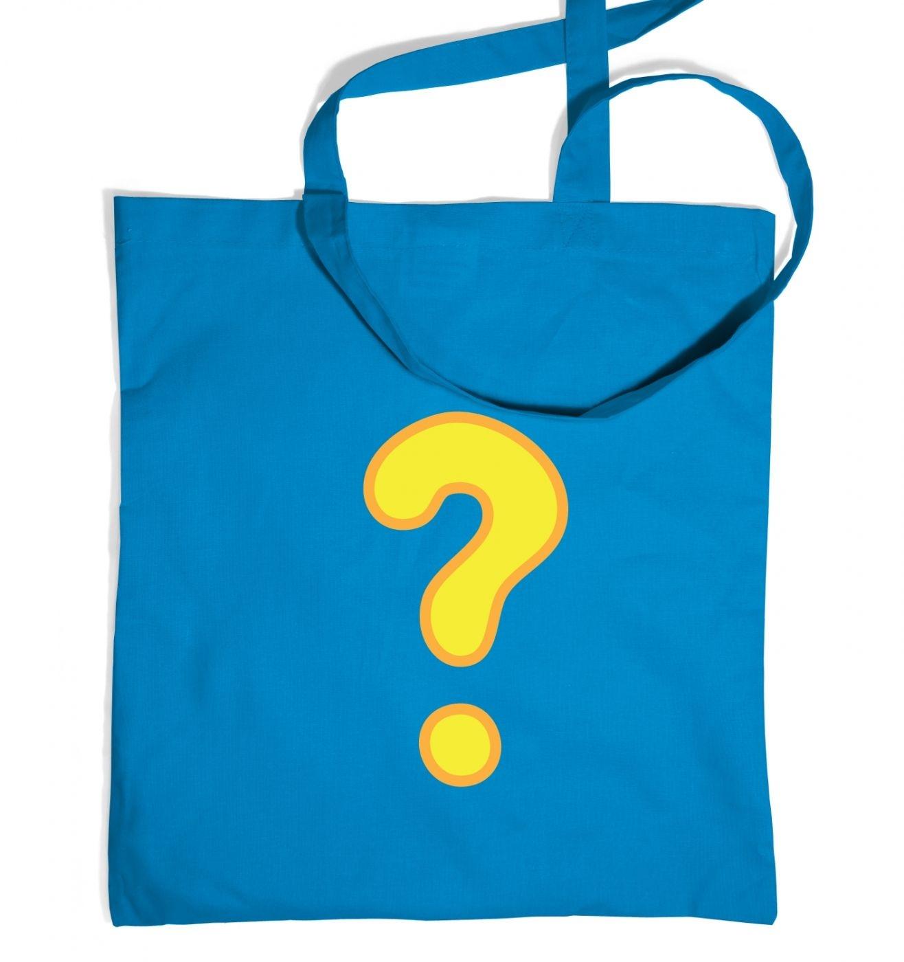 Quest Question Mark tote bag