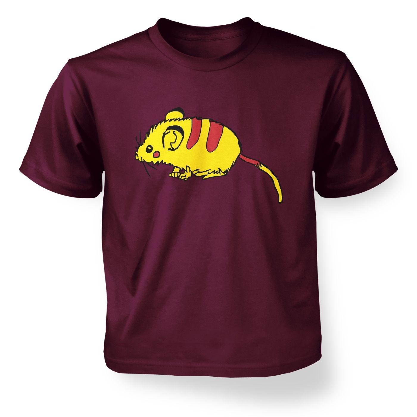 Kids' Real Life Pikachu T-Shirt - Inspired by Pokemon