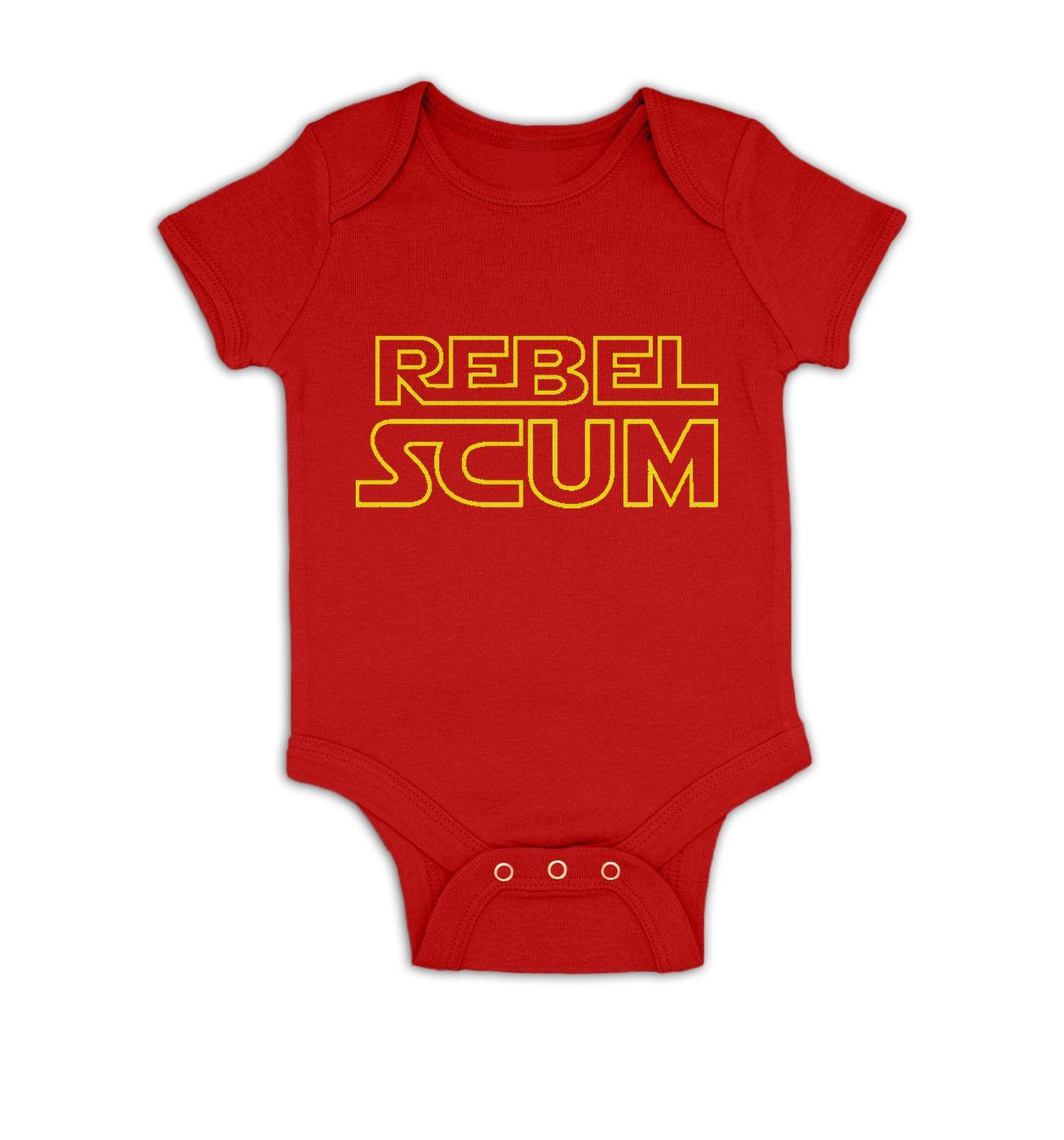 Rebel Scum baby grow