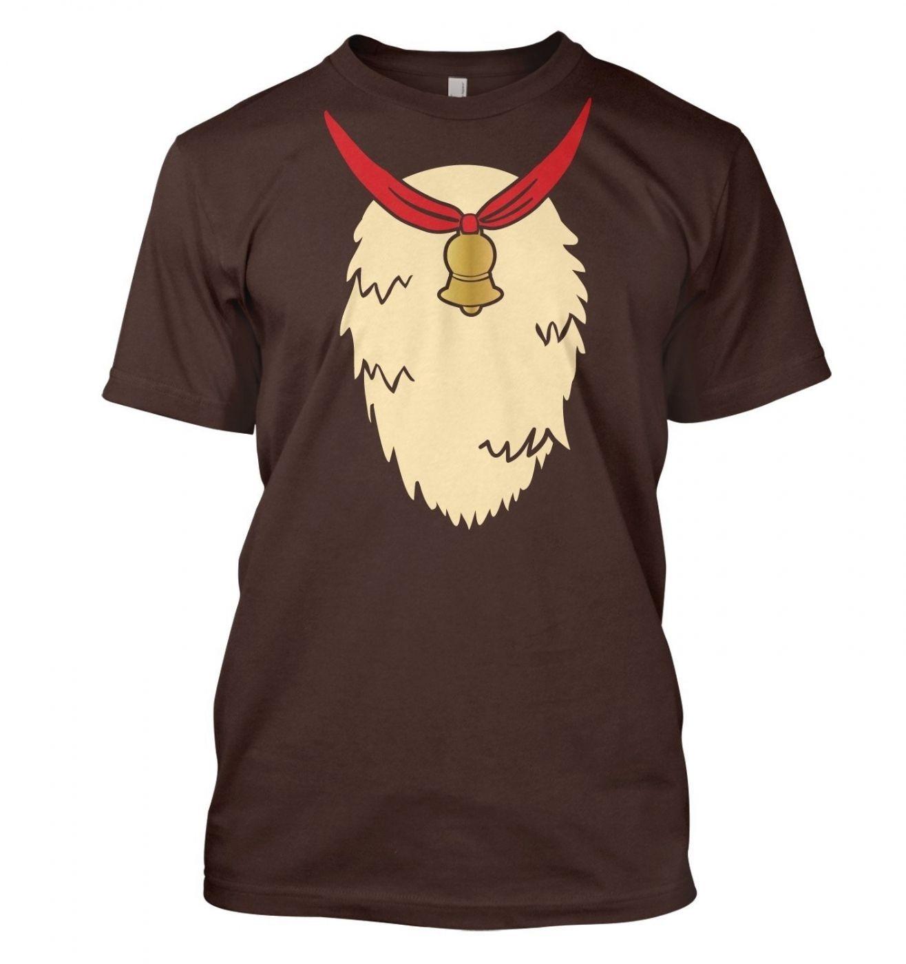 Reindeer Costume men's t-shirt