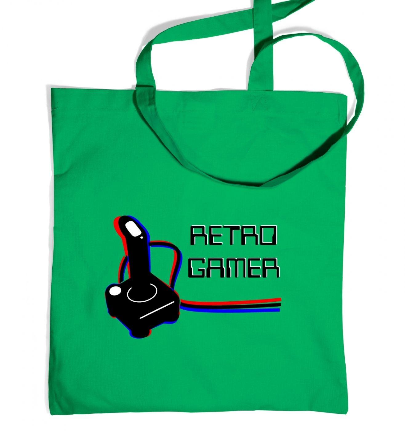 Retro Gamer tote bag
