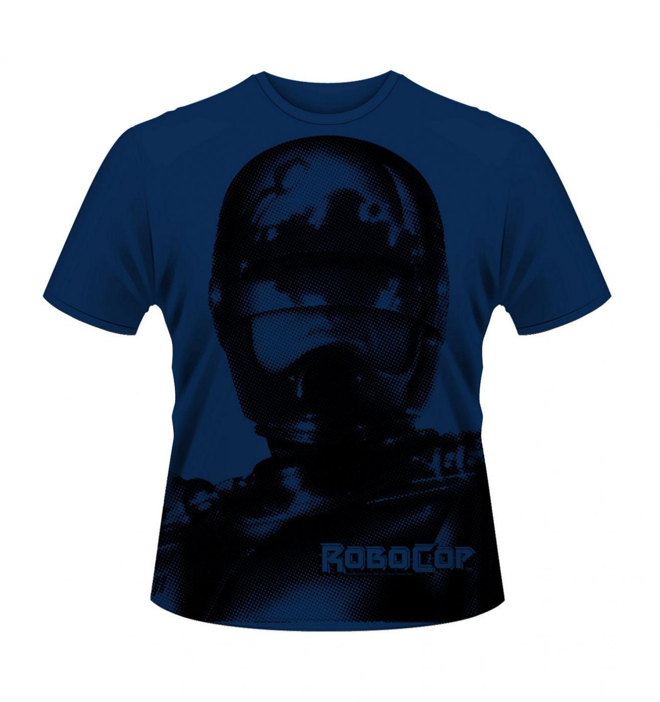 OFFICIAL Robocop Helmet (Jumbo Print) men's t-shirt