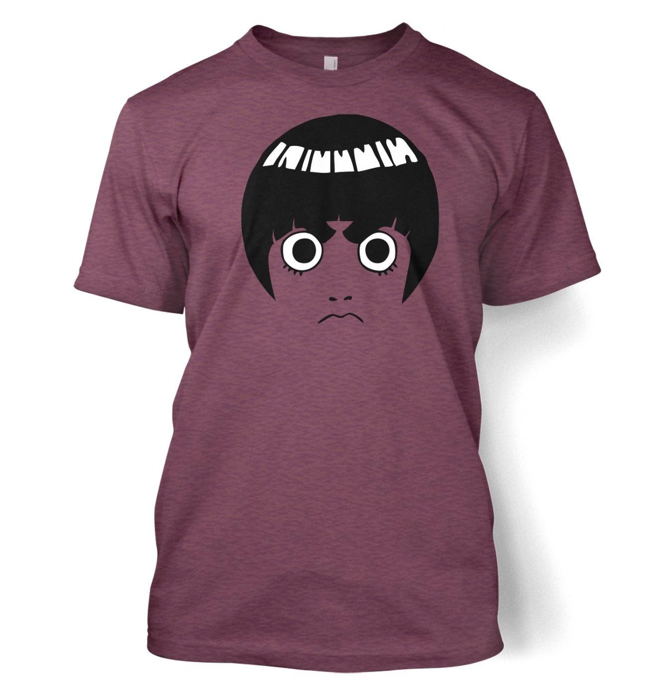 Rock Lee Face - T-Shirt