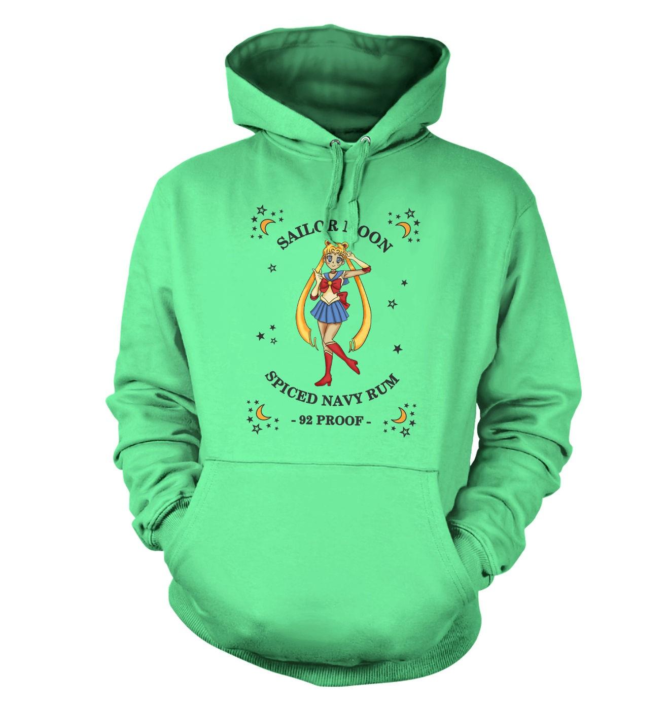 Sailor Moon Rum hoodie by Something Geeky