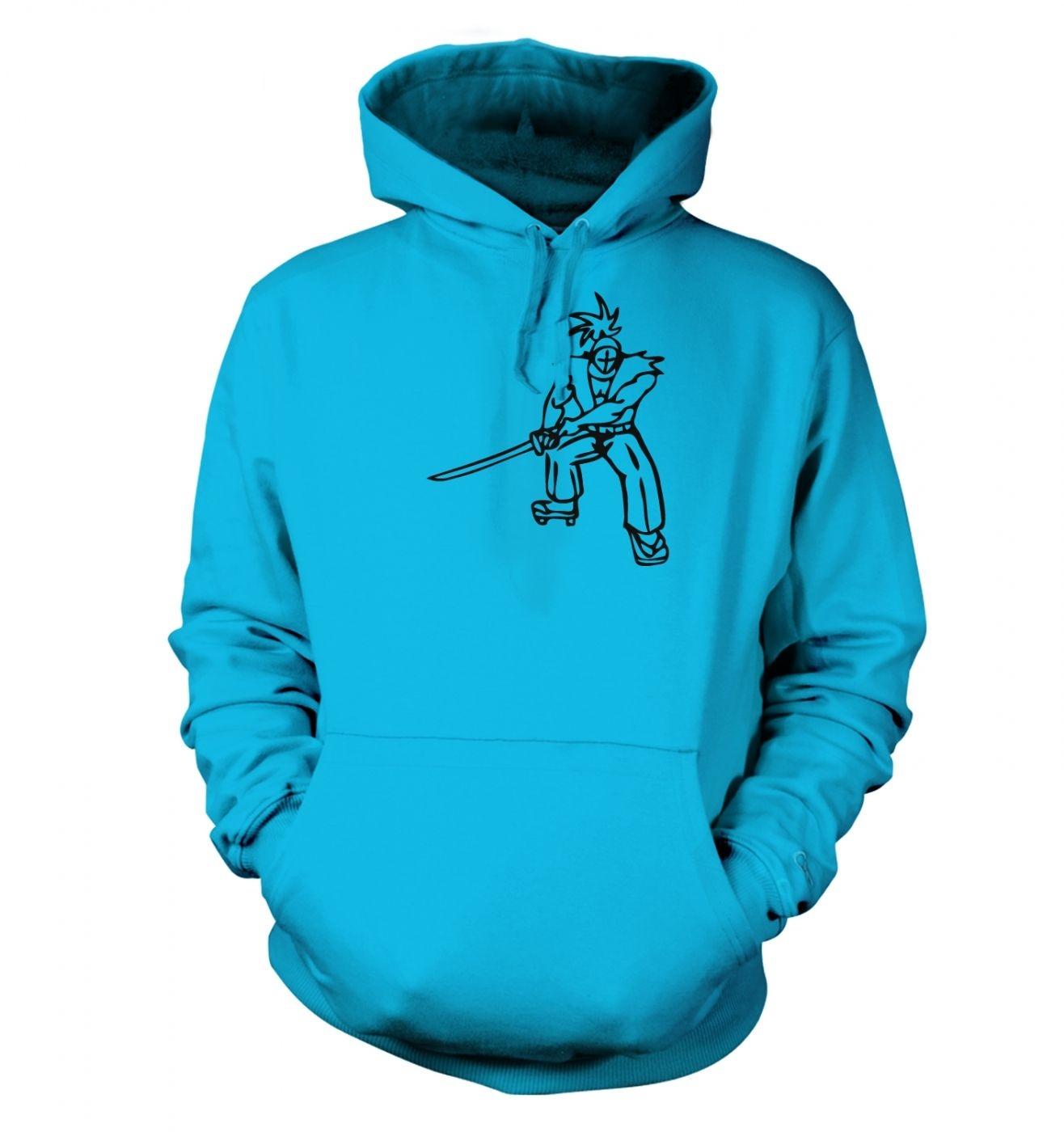 Samurai Ronin Japanese hoodie