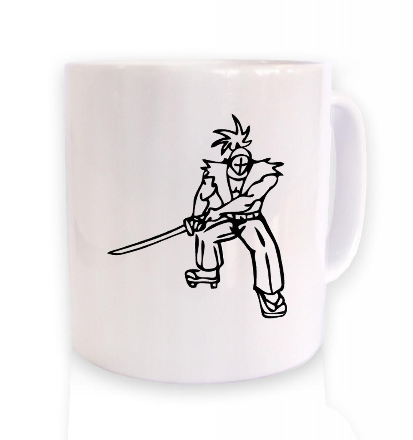 Samurai Ronin Japanese Mug