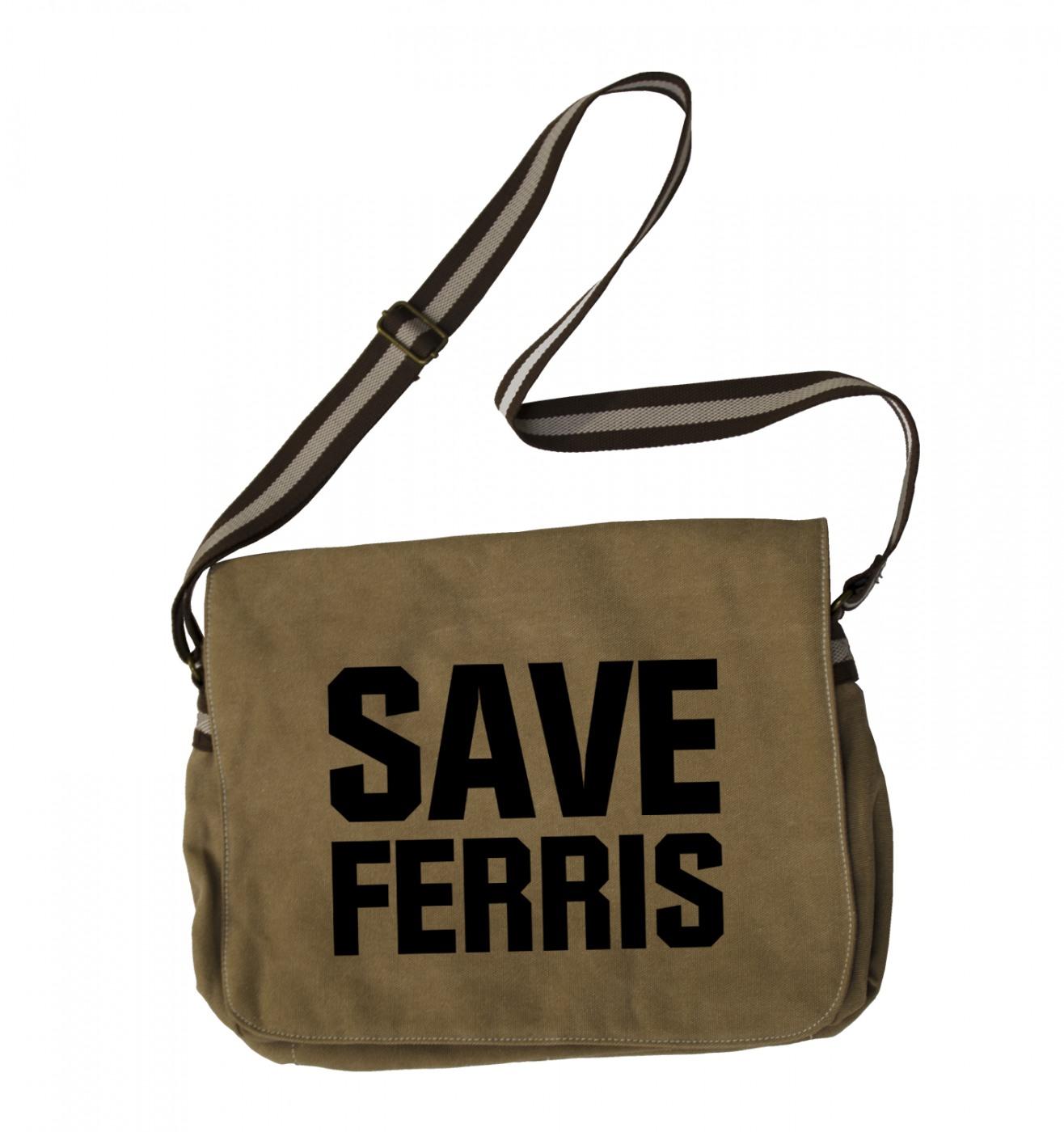 Save Ferris messenger bag