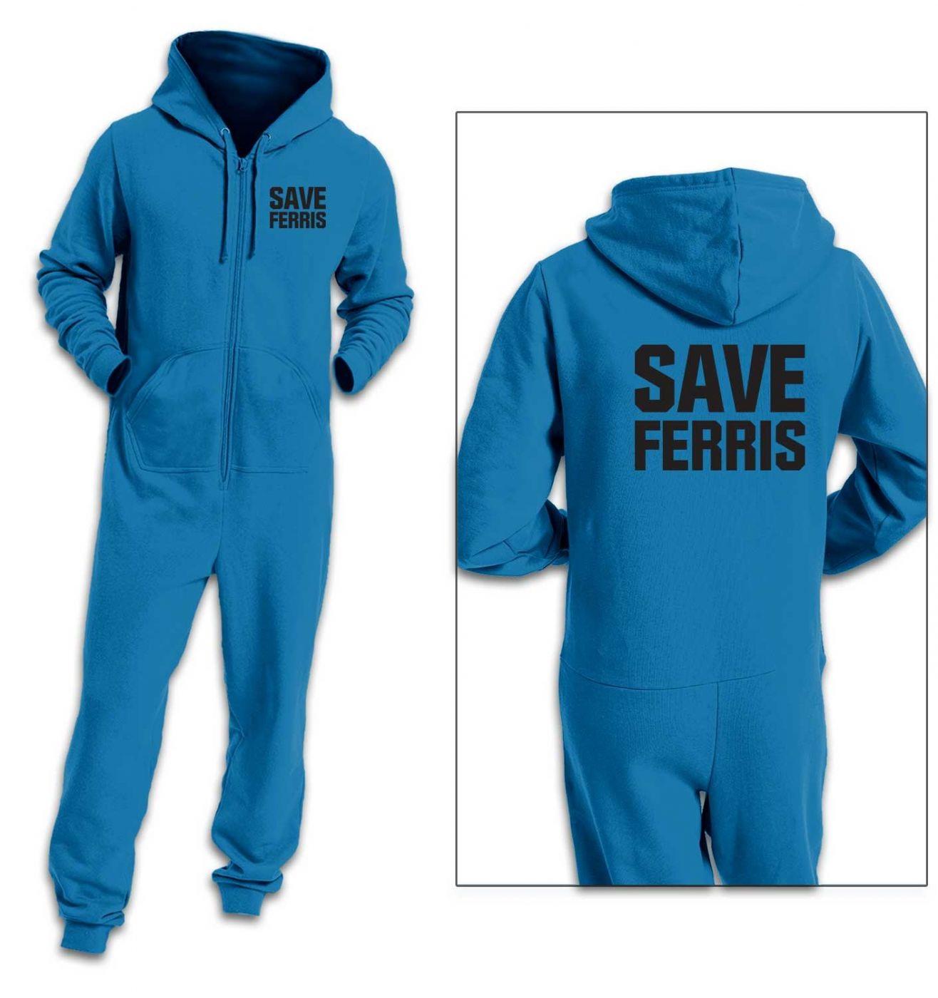 Save Ferris onesie