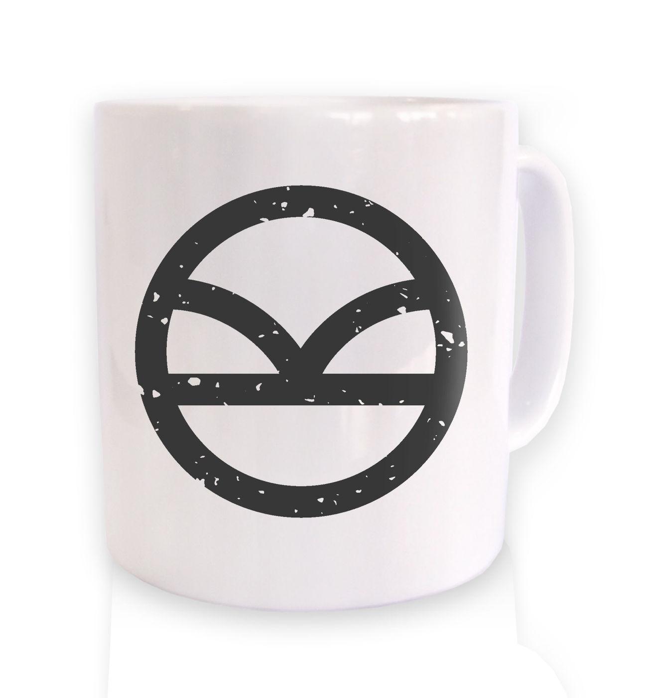 Secret Service Symbol mug by Something Geeky