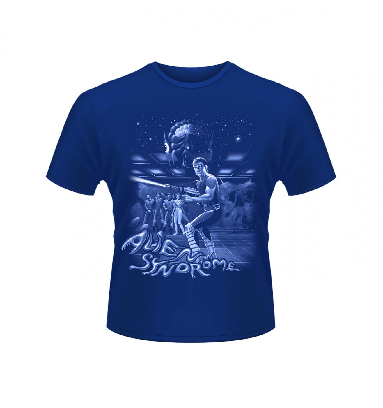 SEGA Alien Syndrome men's t-shirt - Official