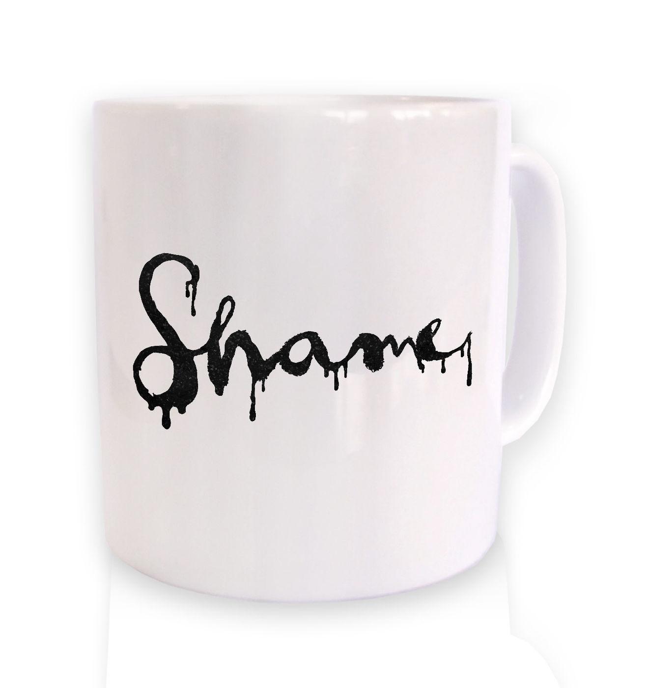 Shame mug by Something Geeky