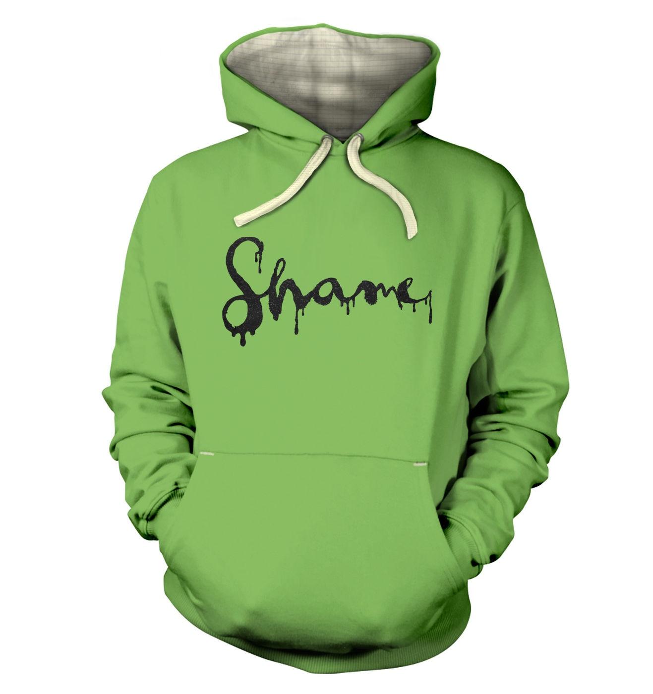 Shame premium hoodie by Something Geeky