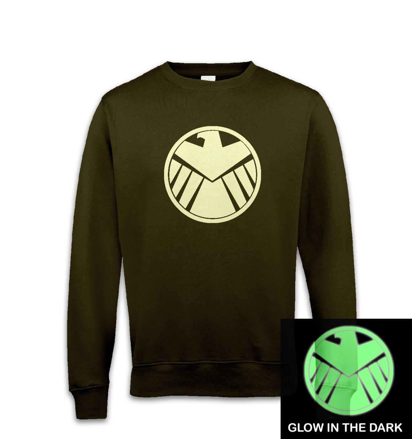 Shield (glow in the dark) sweatshirt