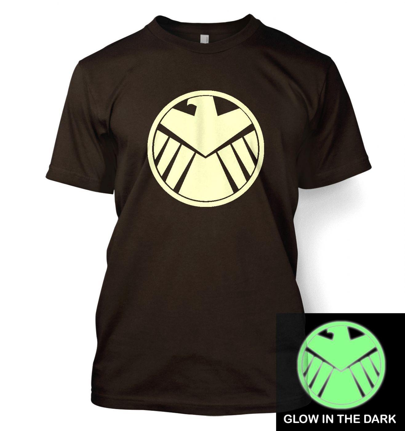 Shield (glow in the dark) t-shirt