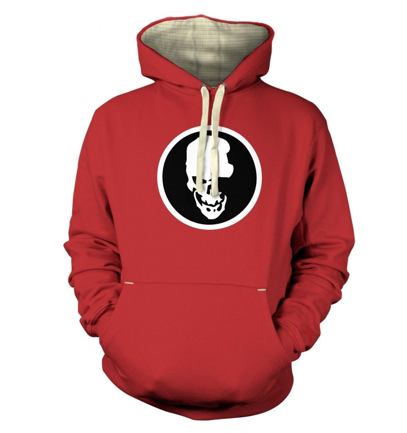 Shinigami Skull premium hoodie