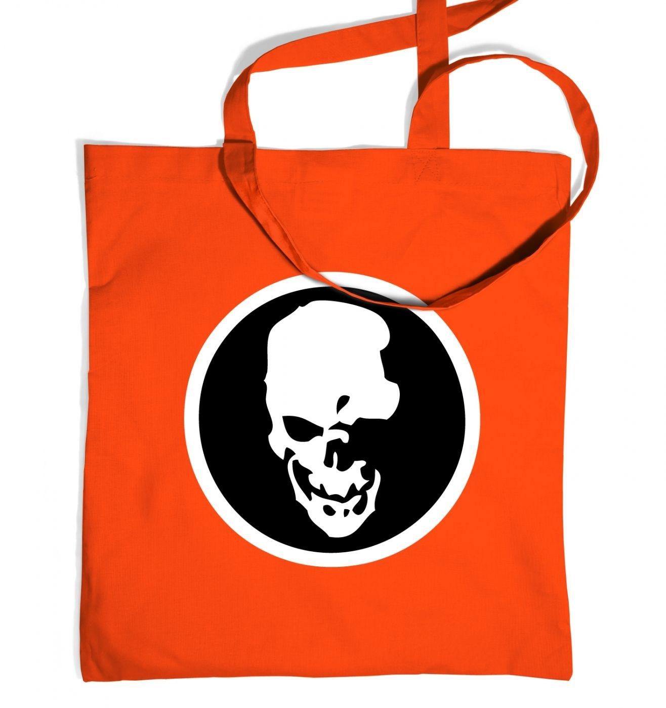 Shinigami Skull tote bag